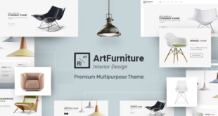 Free Download ArtFurniture V1.0 Responsive Prestashop Theme
