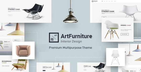 Free Download ArtFurniture V1.0 Responsive Prestashop Theme